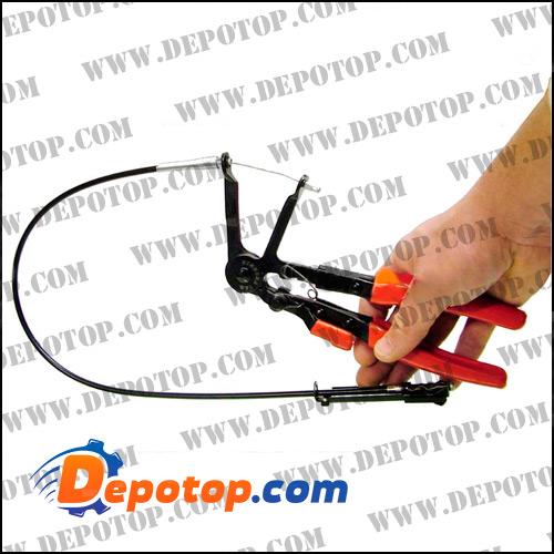 Pince c ble pour colliers elastique auto serrant 18 mm 54 mm ebay - Pince collier auto serrant ...