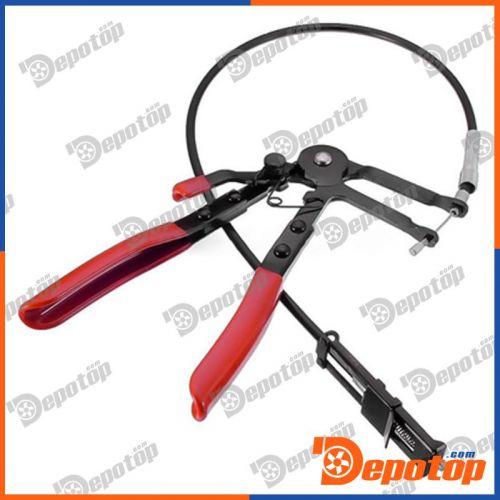 Pince c ble pour colliers elastique auto serrant 18 mm - Pince collier auto serrant ...
