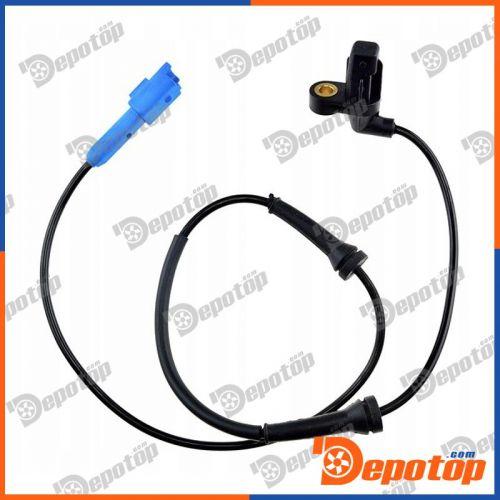 ABS capteur vitesse Peugeot 206 SW 2E//K 2A//C CC 2D 1.1 1.4 HDi 1.6 16V 2.0 S16