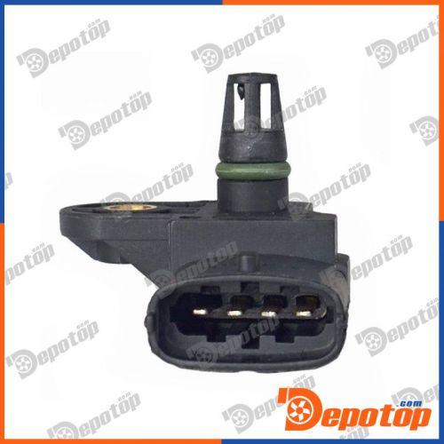 Capteur de pression air collecteur / MAP Sensor ALFA ROMEO, FIAT, OPEL, VW  | 73503657, 0261230133