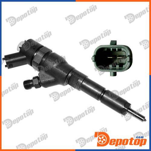 INJECTEUR GASOIL PEUGEOT 2.0 HDI 110 CV 9641742880