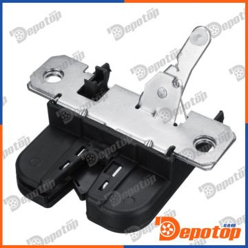 Hayon Coffre Trunk Lock Latch loquet mécanisme | Seat, VW | 6Q6827505E, 6L6827505A