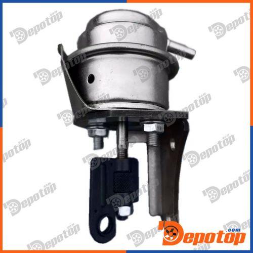 turbo pneumatics actuator wastegate