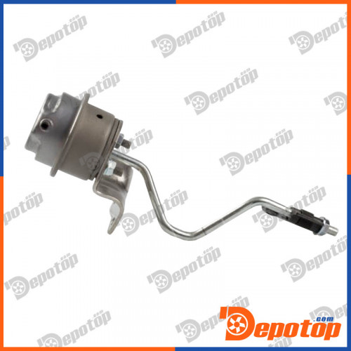 turbo pneumatics actuator wastegate