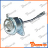Turbo Pneumatics Actuator Wastegate | SAAB, OPEL | 49389-01700, 49389-01710