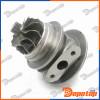 CHRA Turbo Cartouche | IVECO - 2.8 HDI 127 cv | 49377-07000, 49377-07010, 49377-07050