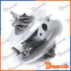 CHRA Turbo Cartouche   AUDI, SEAT, SKODA, VOLKSWAGEN - 1.9 TDI 100 cv   751851