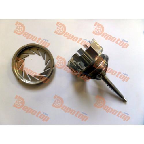 nozzle ring geometrie variable renault espace 3 2 2 dci 130 cv 701164 725071. Black Bedroom Furniture Sets. Home Design Ideas
