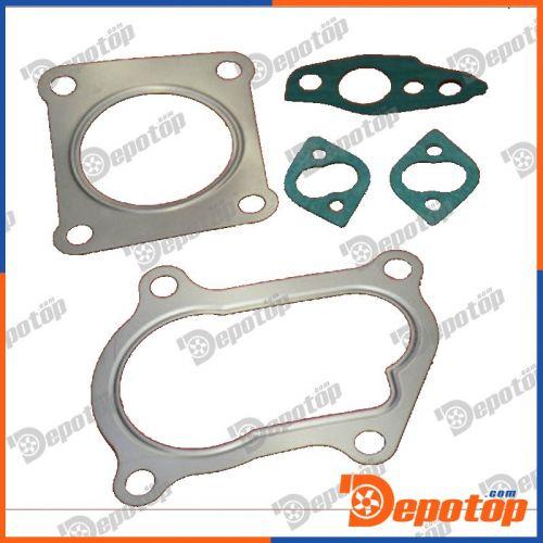 Turbo Kit gaskets / Pochette de joints | TOYOTA LANDCRUISER (BJ60) - 4 0 TD  136 cv | 17201-68010
