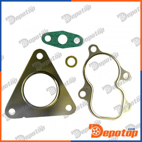 Pochette de joints pour VOLKSWAGEN TRANSPORTER T4-1.9 TD 68 cv Depotop Turbo Kit gaskets 454064-5001