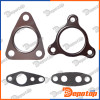 Turbo Kit gaskets / Pochette de joints | TOYOTA AVENSIS / ESTIMA / RAV4 - 2.0 D4D 116 cv | 721164, 801891, 17201-27030, 17201-27040